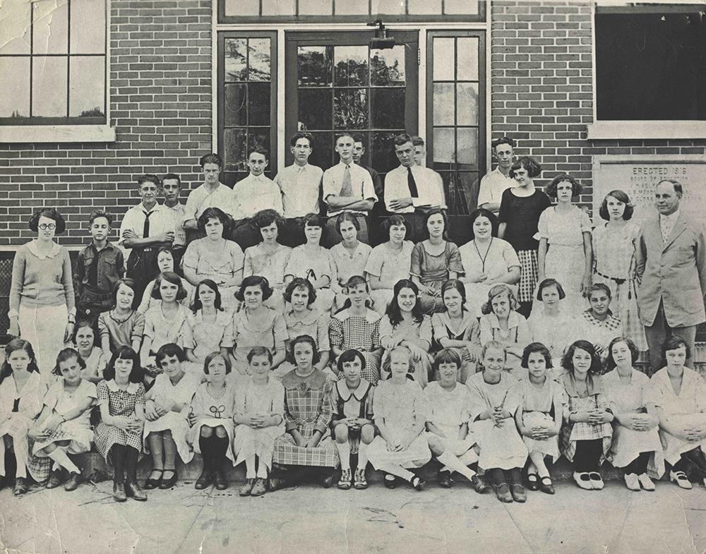 Crestwood High School 1922-23