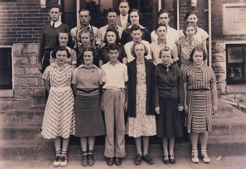 Crestwood High School Sophmores 1922-23